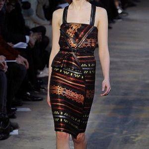 Proenza Schouler bib blanket dress (orig $3,700)